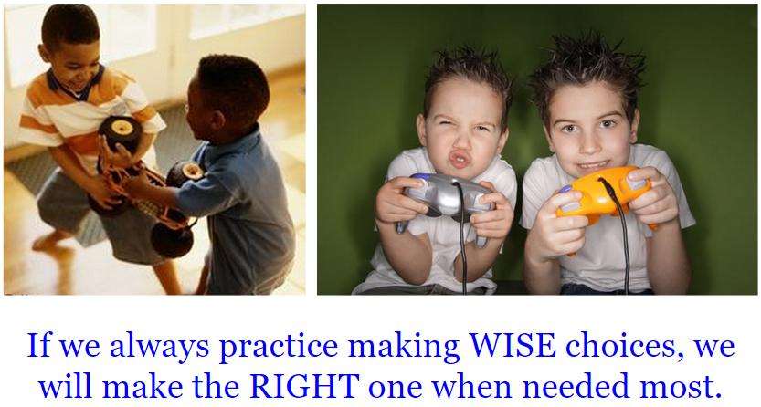 Wisdom Lesson 15 IBB